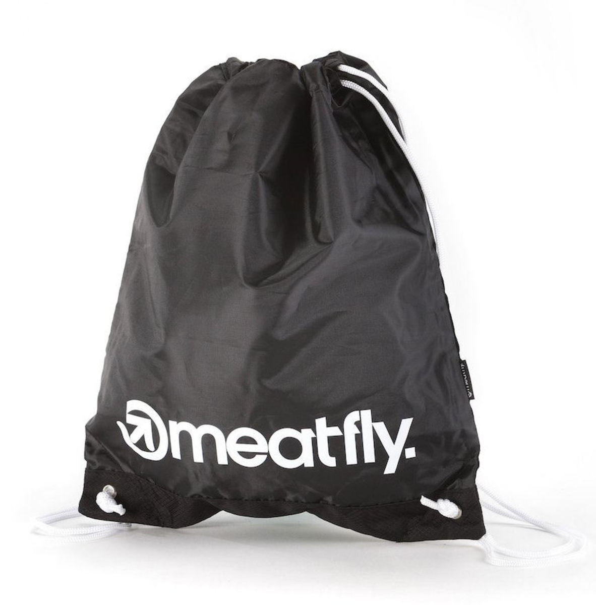 vak MEATFLY - Flatout Benched Bag - Black - MF-0402255854-16