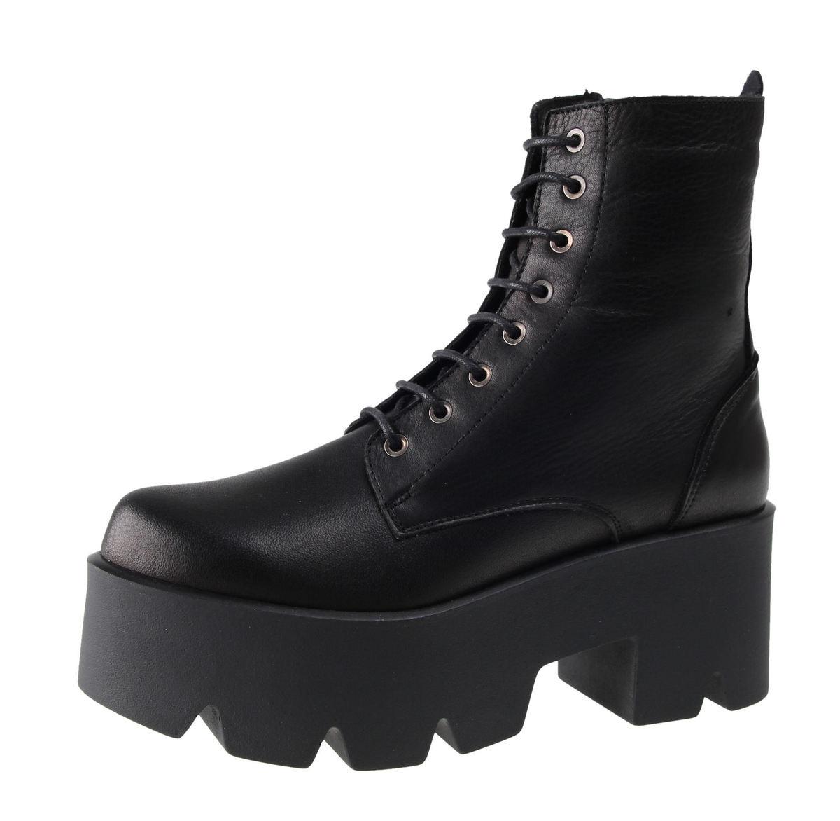 boty dámské ALTERCORE - Janet - Black