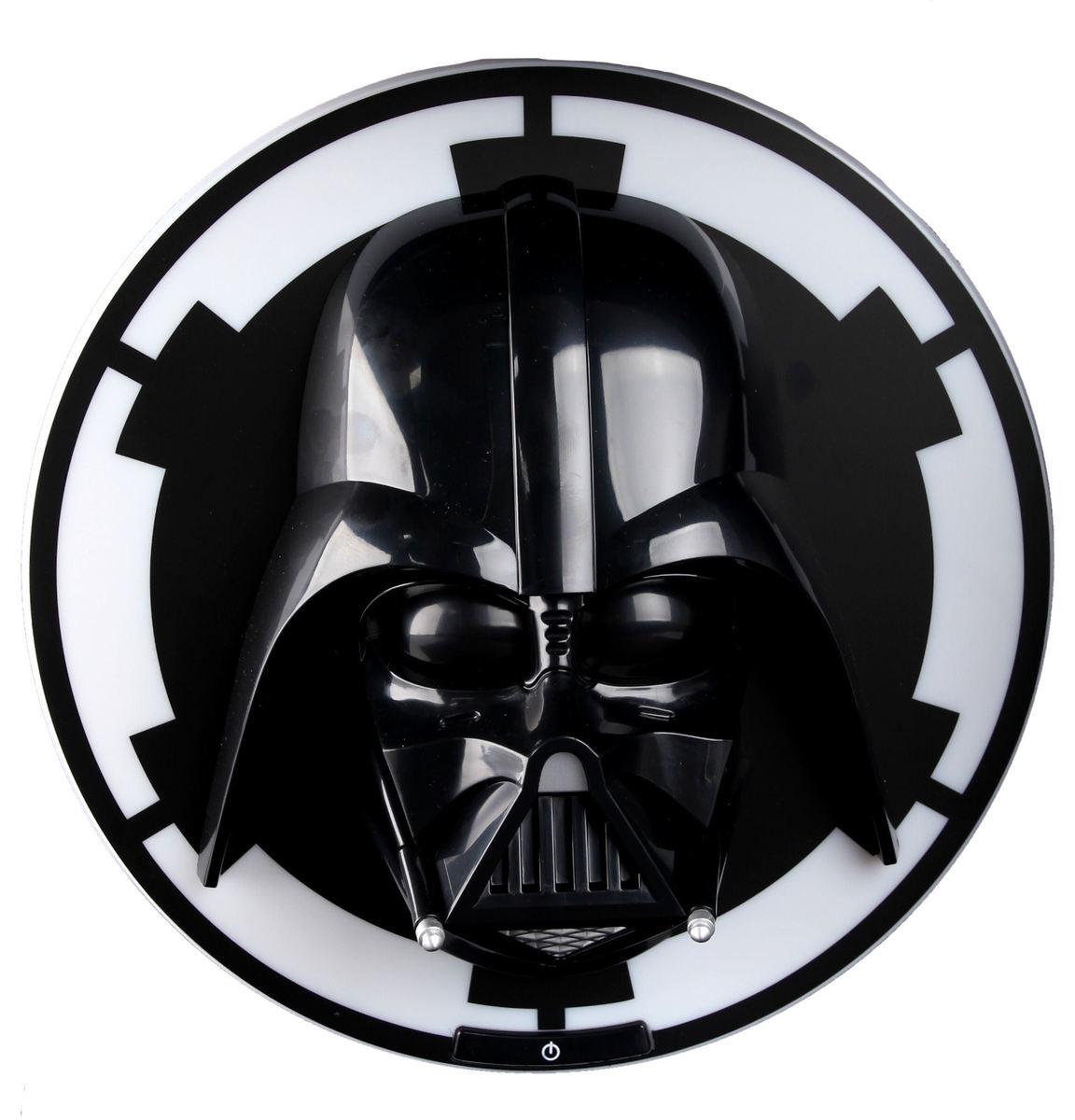 nástěnná lampa Star Wars - Darth Vader - BLK - 3DLP16003GI