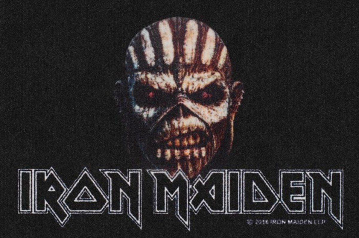 rohožka Iron Maiden - The Book of Souls - ROCKBITES - 100902