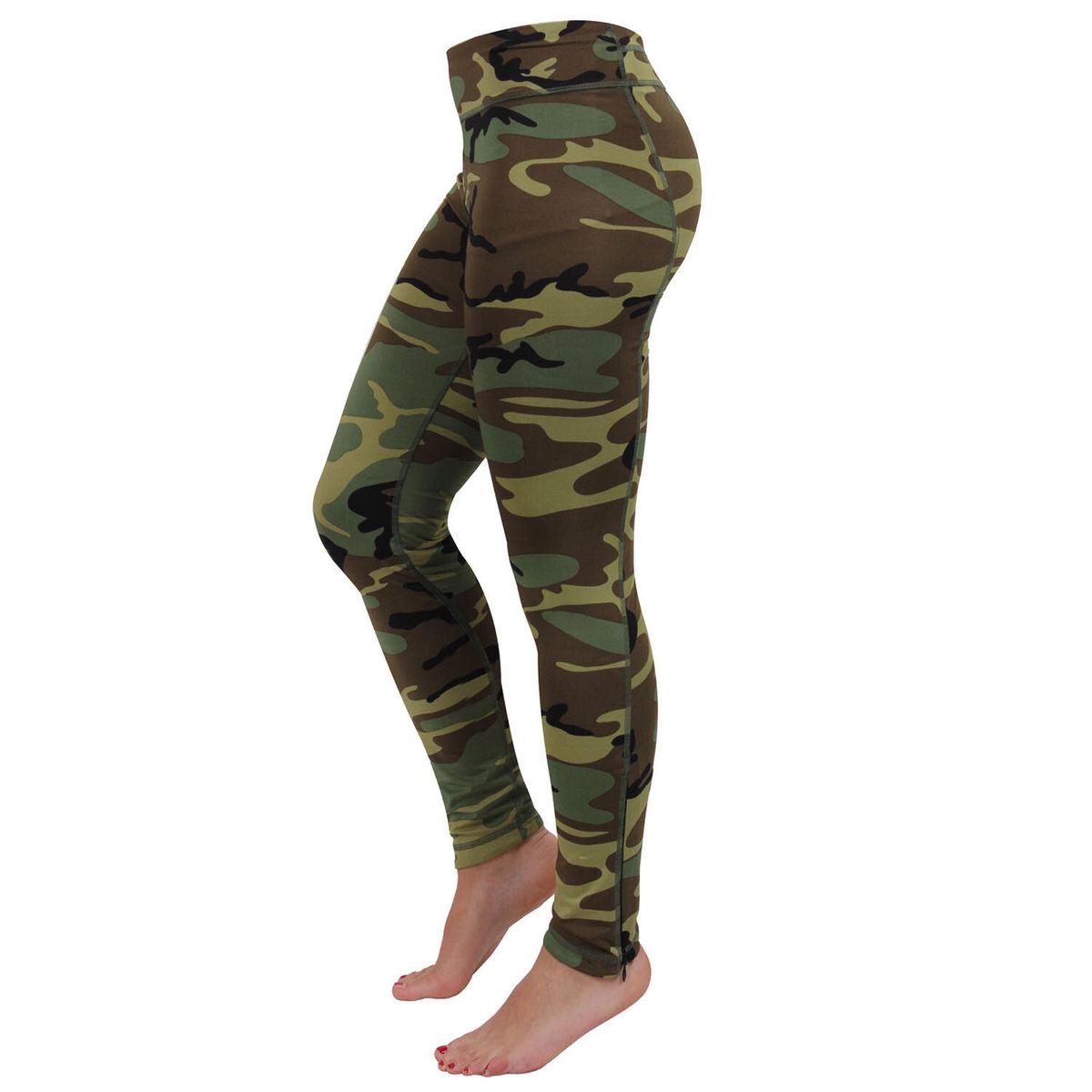 kalhoty dámské (legíny) ROTHCO - WORKOUT PERFORMANCE - 44090