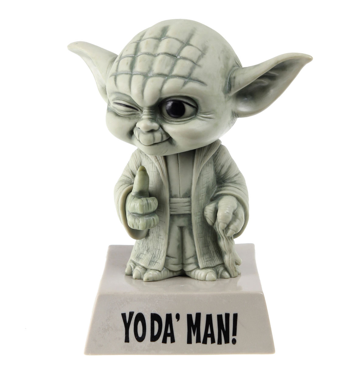 dekorace (do auta) Star Wars - Yoda Yoda´ Man! - FK2537