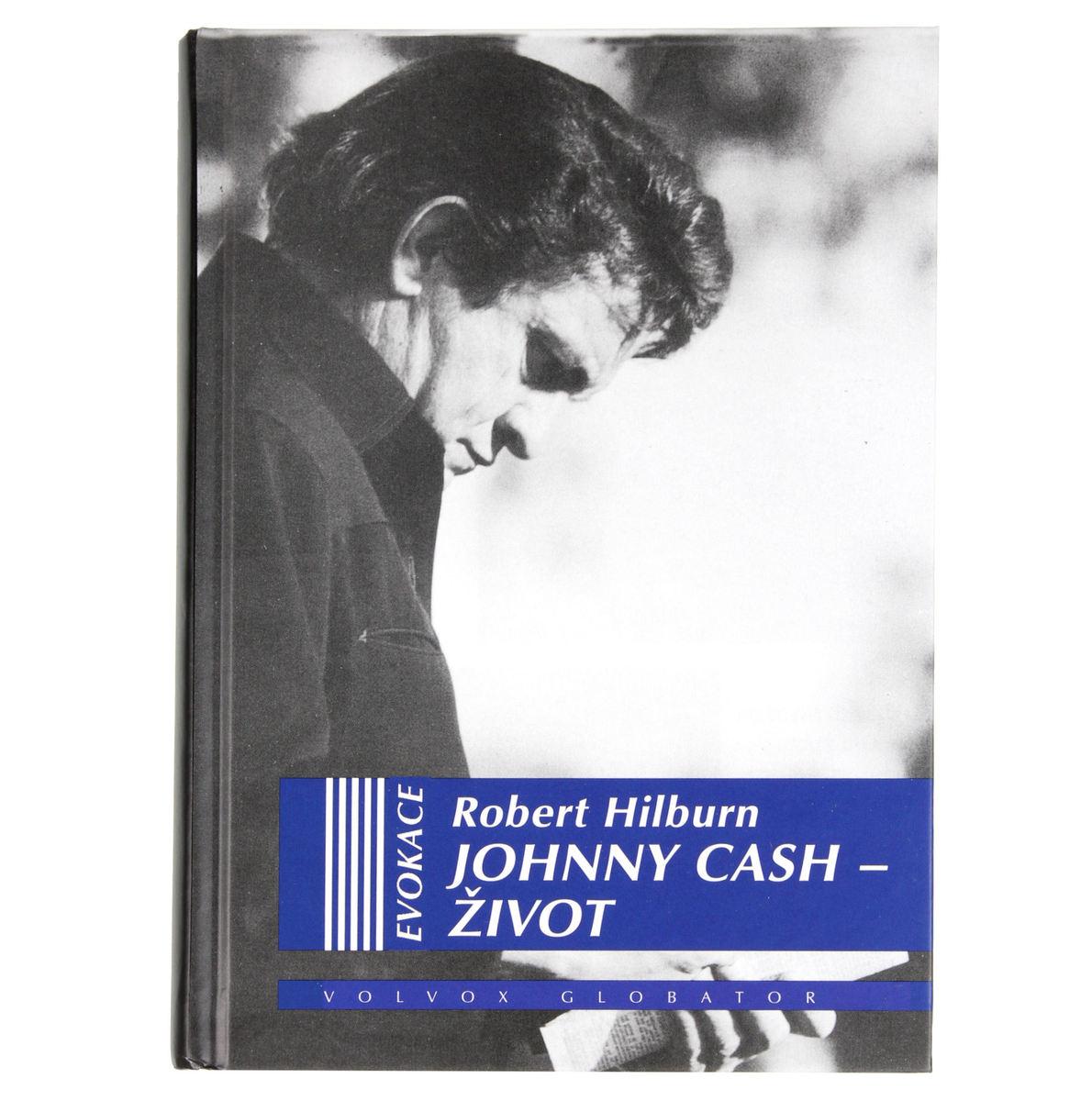 kniha Johnny Cash - Život - VOL023