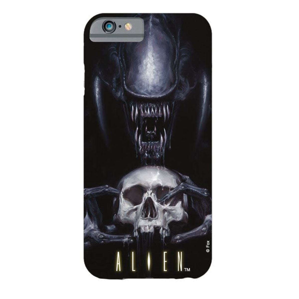 kryt na mobil Alien - iPhone 6 - Skull - GS80168