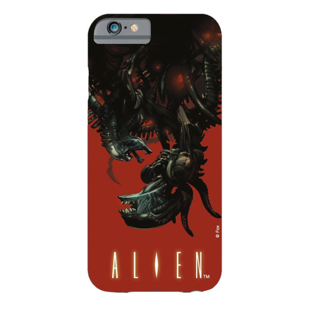 kryt na mobil Alien - iPhone 6 - Xenomorph Upside-Down - GS80173