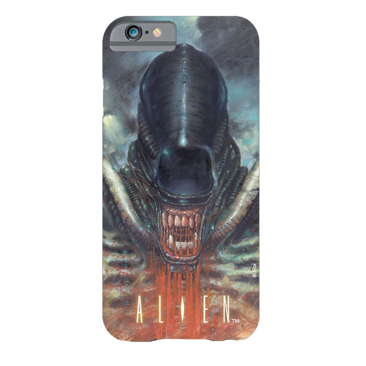 kryt na mobil Alien (Vetřelec) - iPhone 6 - Xenomorph Blood - GS80193