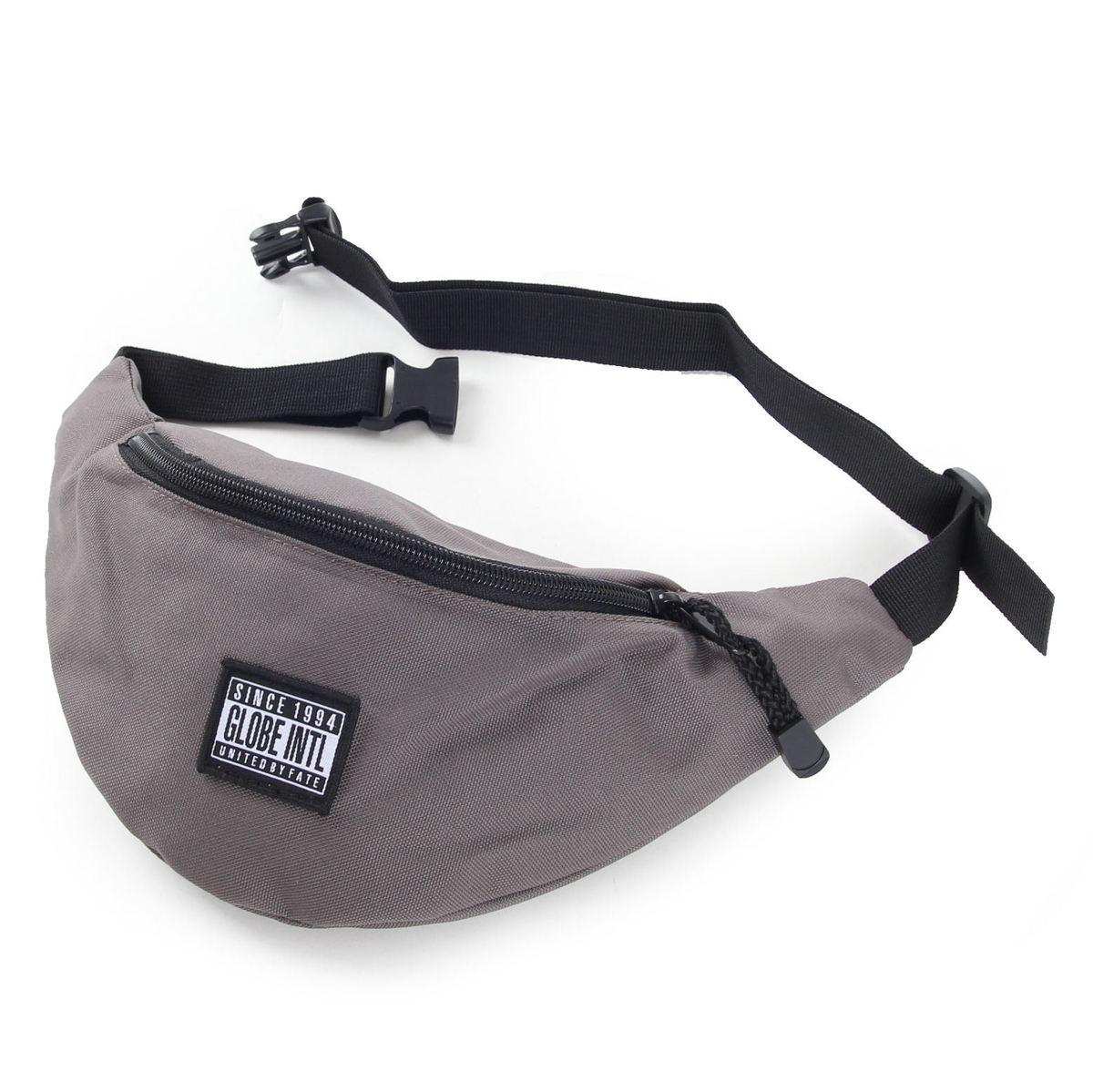 taška (ledvinka) GLOBE - Richmond - Charcoal - GB71429020-CHAR