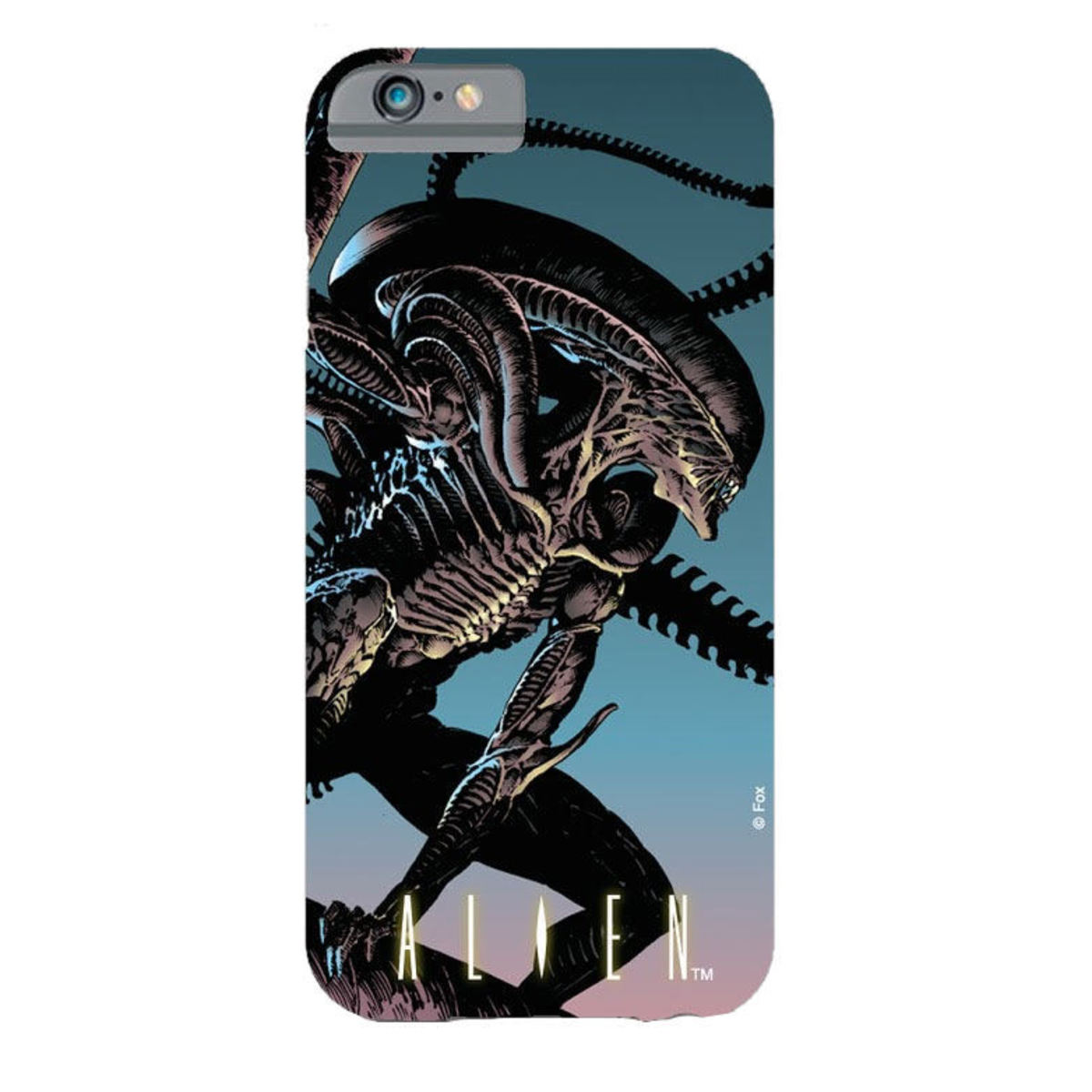 kryt na mobil Alien (Vetřelec) - iPhone 6 Plus - Xenomorph - GS80164