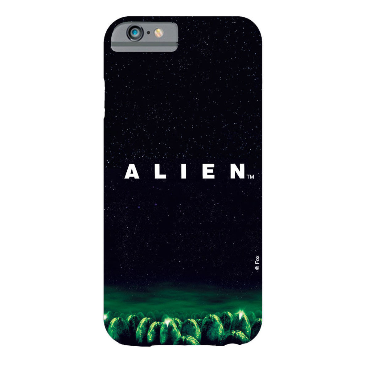 kryt na mobil Alien (Vetřelec) - iPhone 6 Plus Logo - GS80204