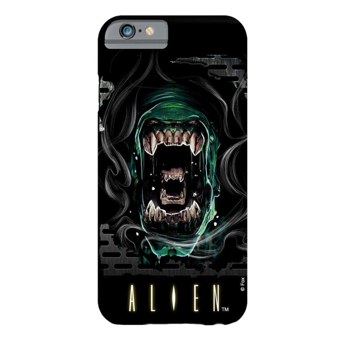 kryt na mobil Alien (Vetřelec) - iPhone 6 Plus Xenomorph Smoke - GS80209