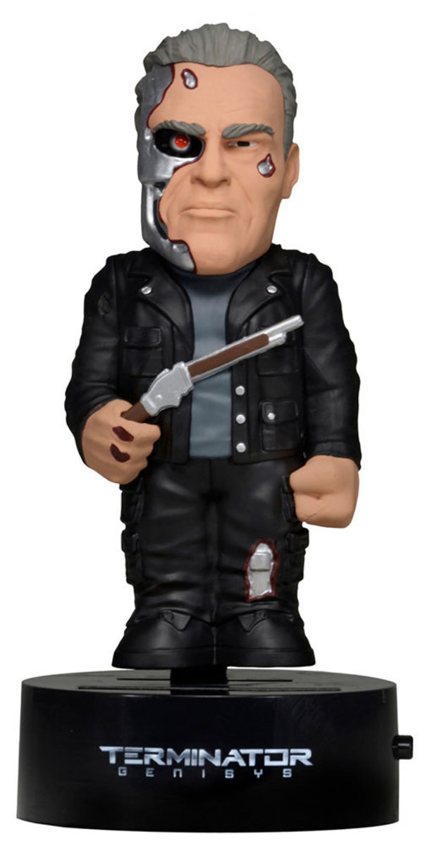 figurka Terminator - Genisys Body Knocker Bobble-Figure T-800 - NECA42174