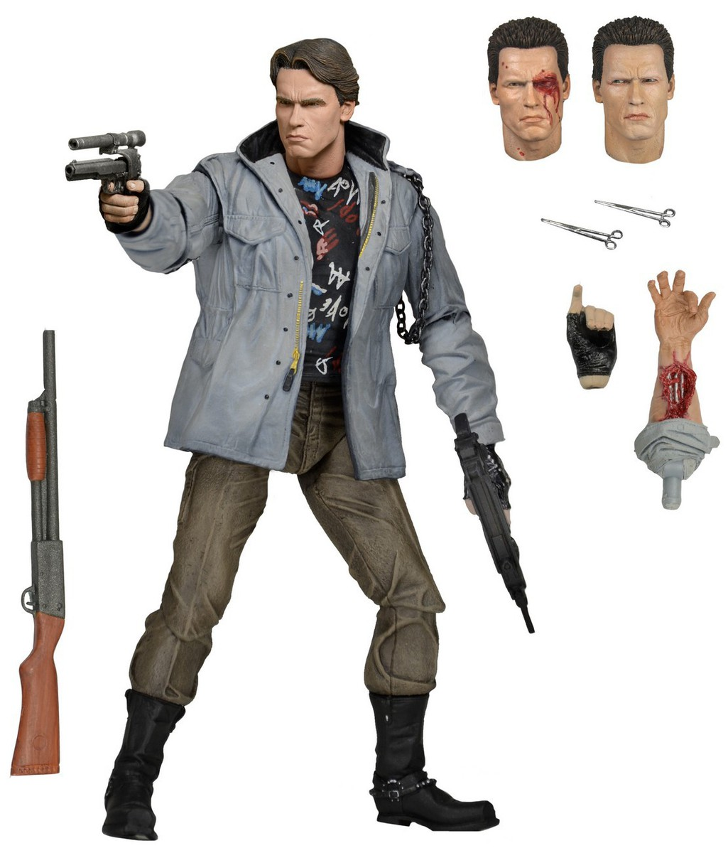 figurka Terminator- Action Figure Ultimate T-800 - NECA51911