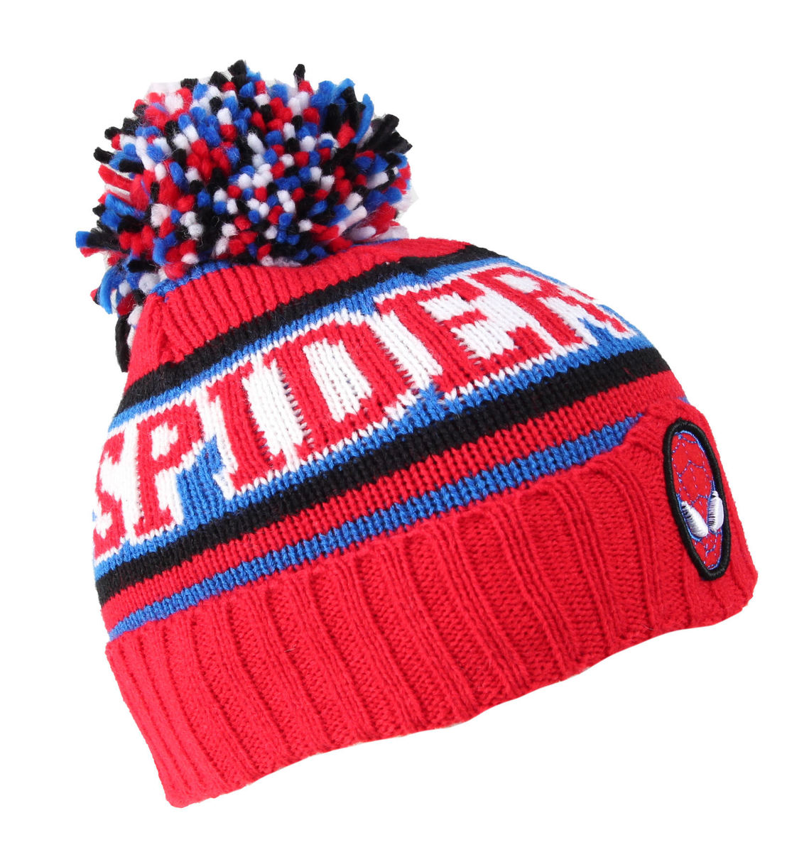 kulich Spiderman - Logo - CRD2200001592