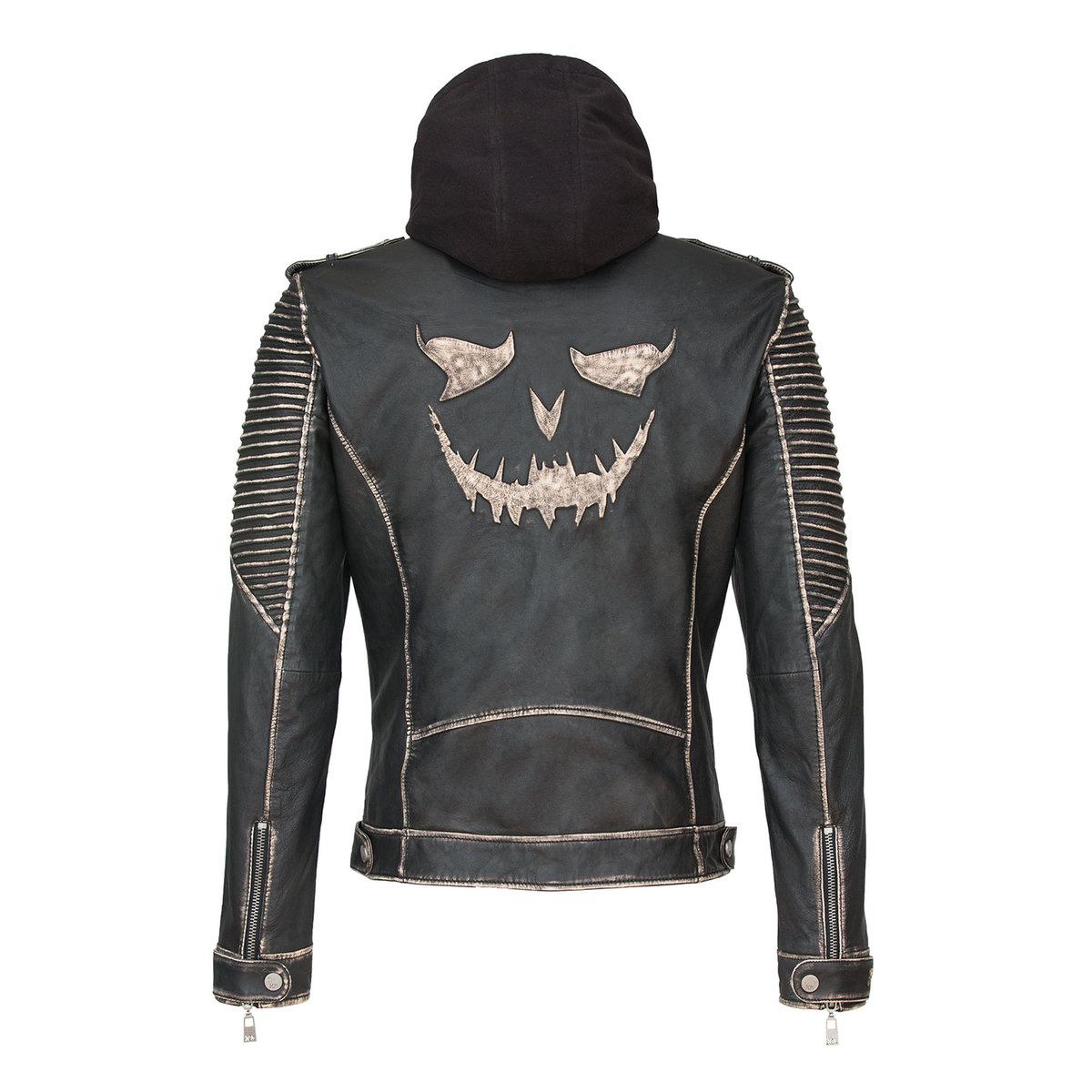 bunda pánská Suicide Squad Leather Jacket Joker - MRT-SQ-16-MSJ-05