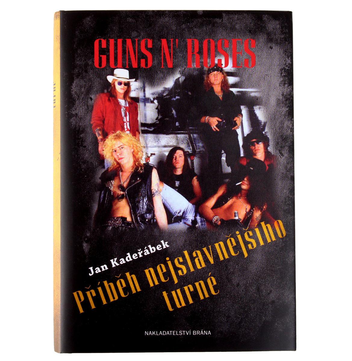 kniha Guns N' Roses
