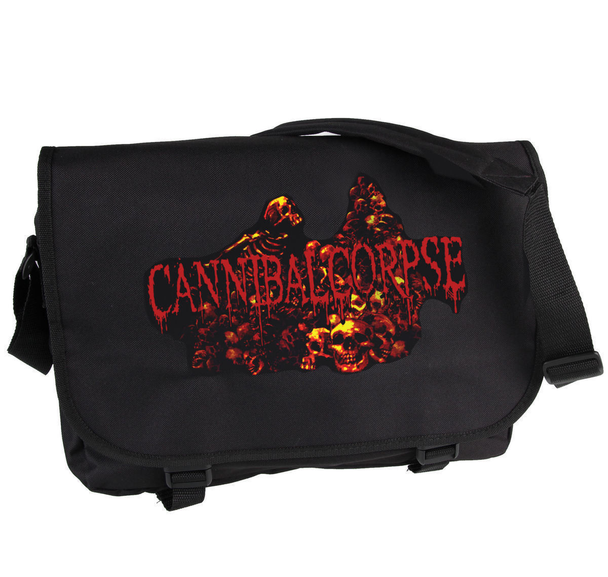 taška Cannibal Corpse - Pile Of Skulls - PLASTIC HEAD - PHBAG120