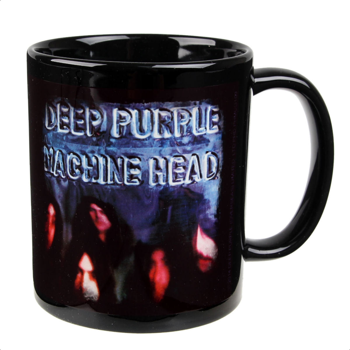 hrnek Deep Purple - Machine Head - PLASTIC HEAD - PHMUG109
