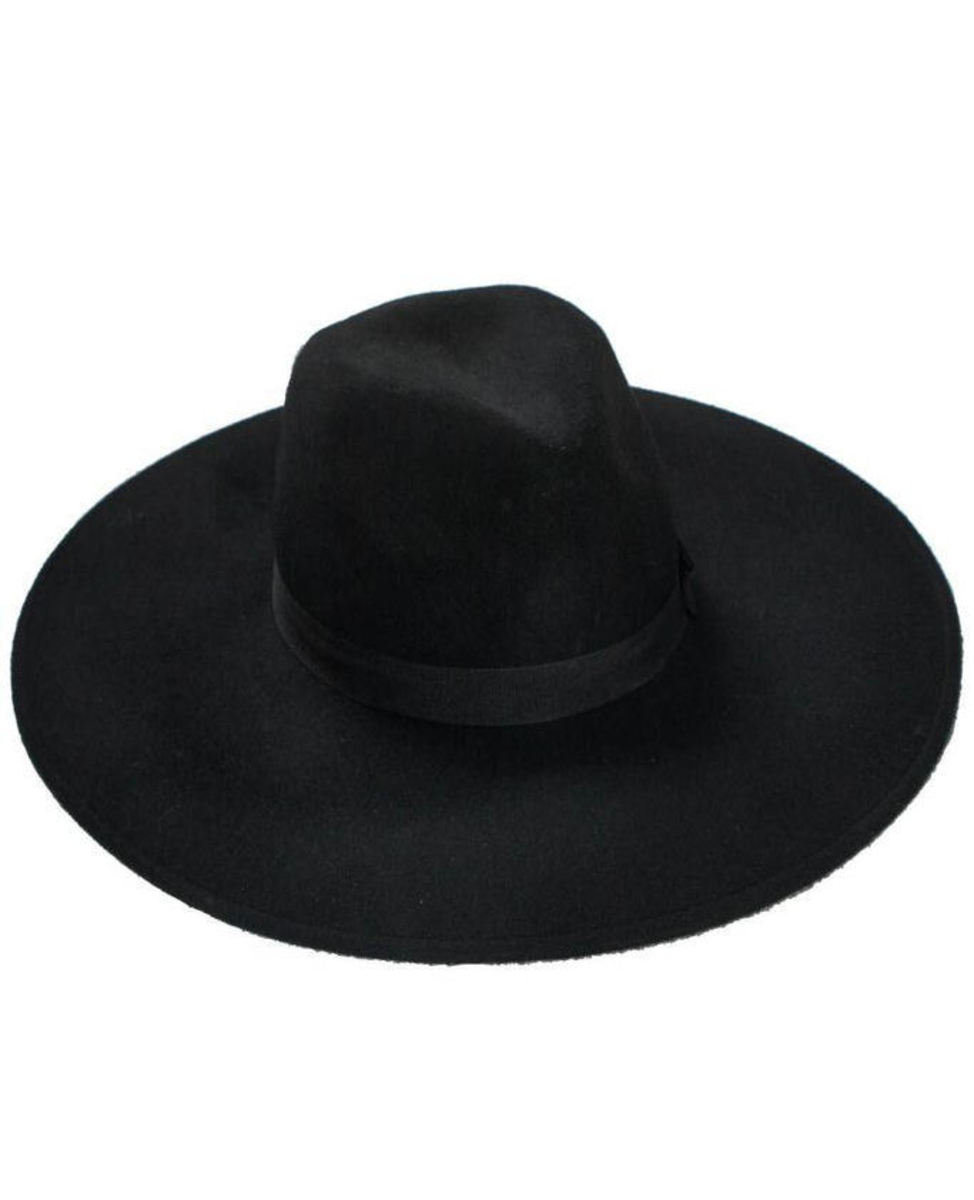 klobouk KILLSTAR - Witch Brim - K-HAT-U-1203