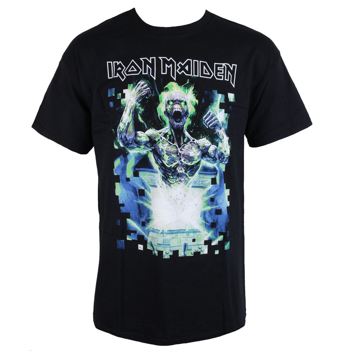 ROCK OFF Iron Maiden Speed of Light černá