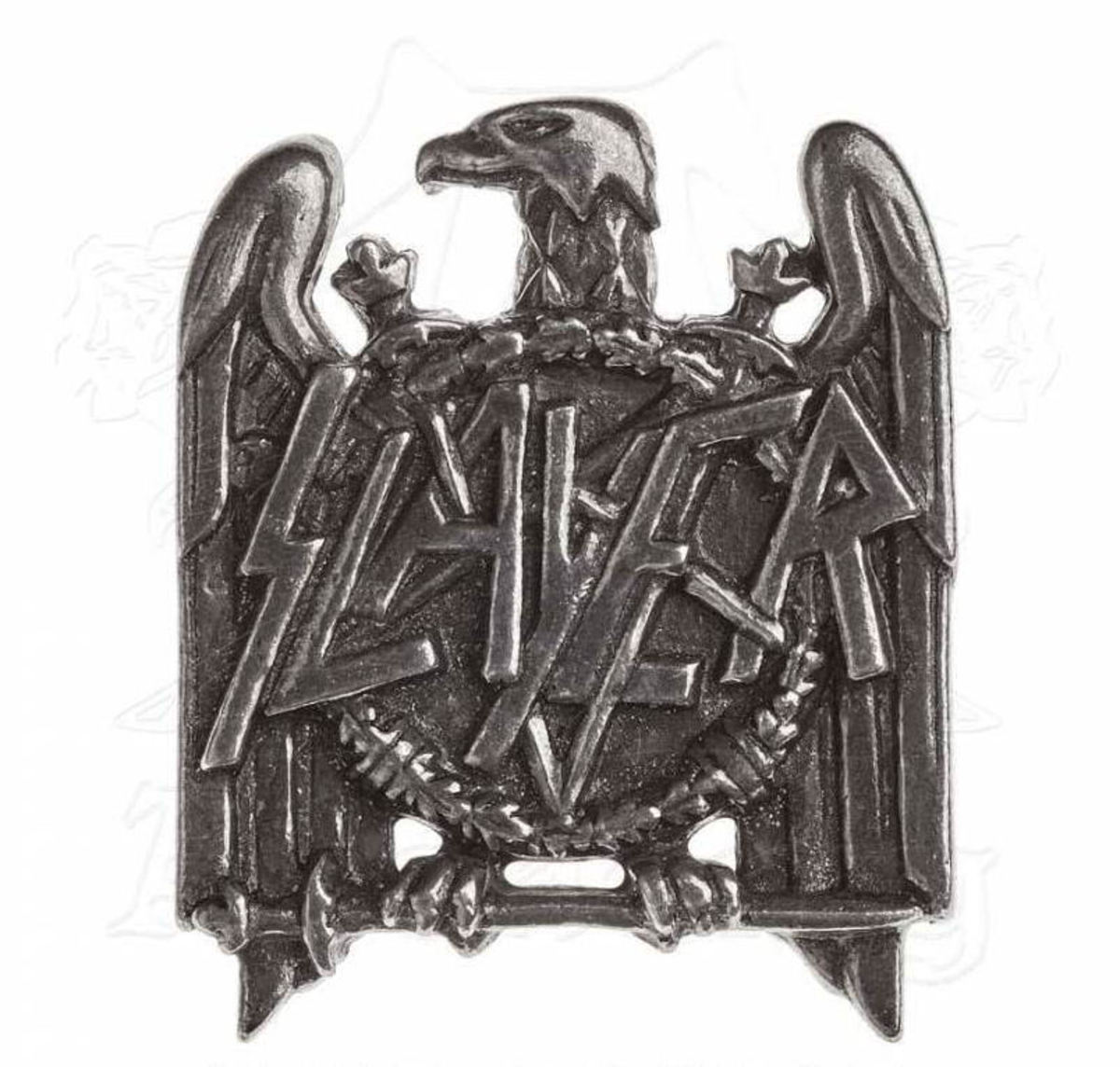 připínáček Slayer - ALCHEMY GOTHIC - Eagle - PC504