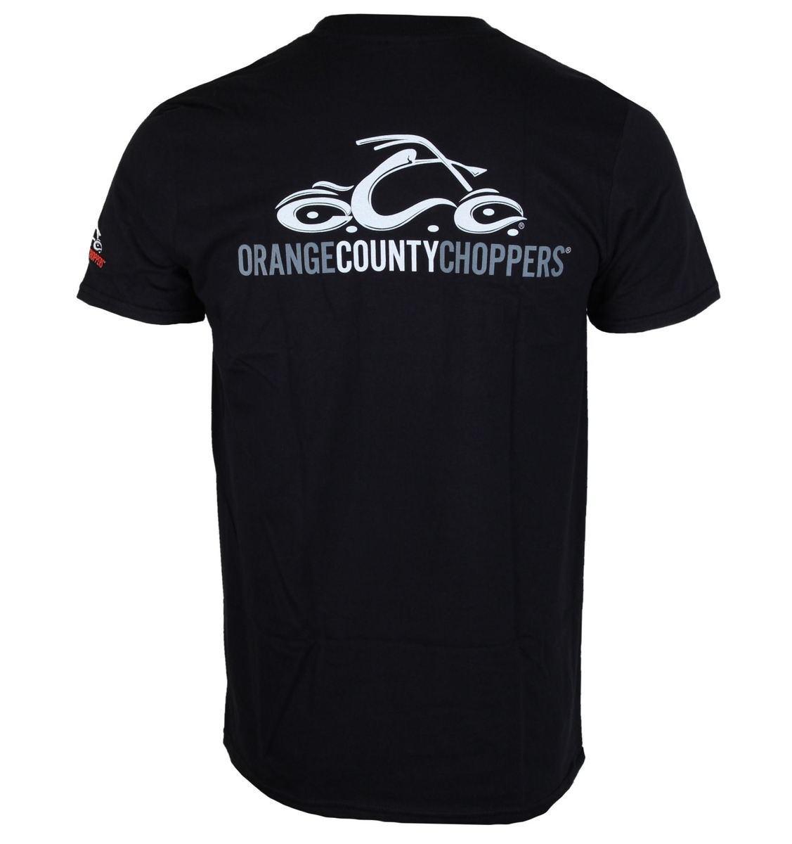 ORANGE COUNTY CHOPPERS Logo černá