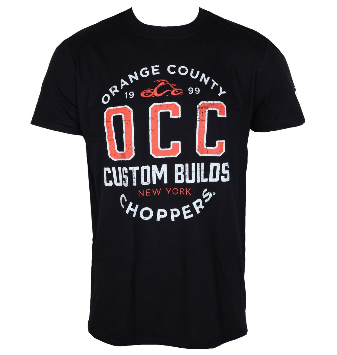 ORANGE COUNTY CHOPPERS Rebel černá