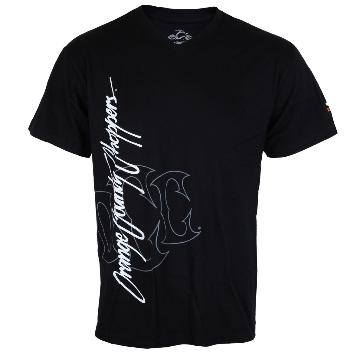 tričko pánské ORANGE COUNTY CHOPPERS - Script - Black - OCCTSV00102