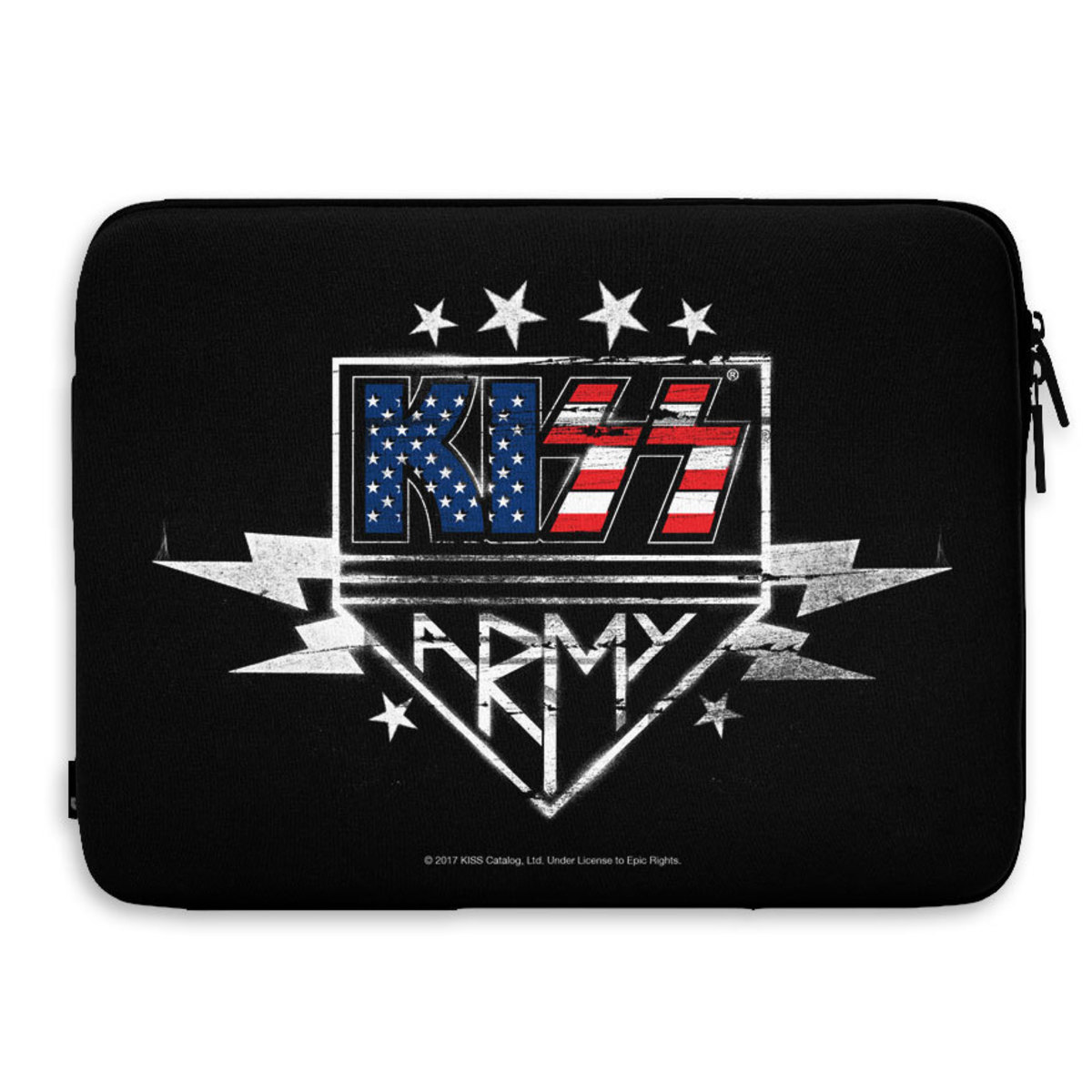 pouzdro na notebook Kiss - Army - HYBRIS - ER-71-KISS7101-SUB-15IN