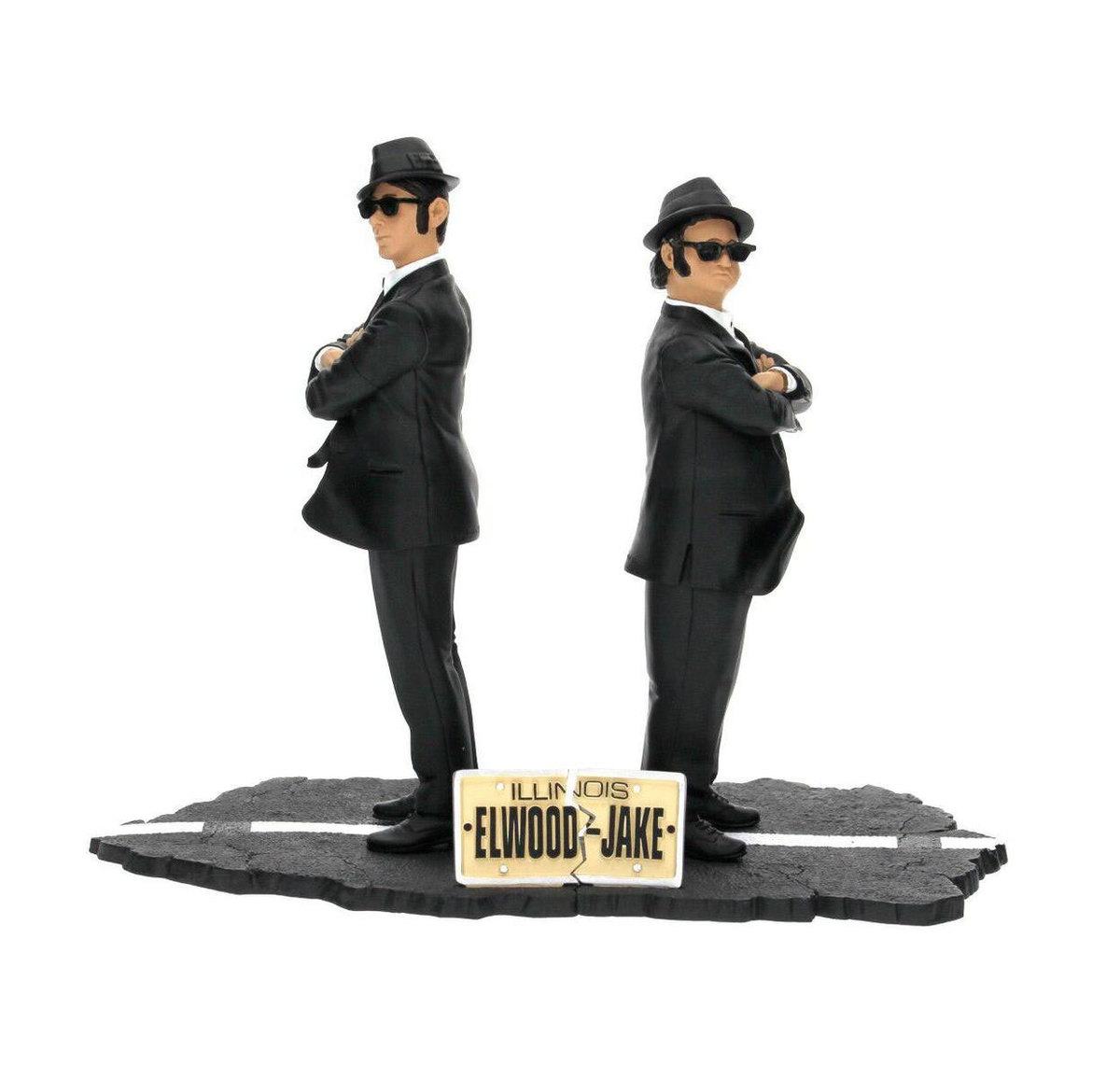 figurka Blues Brothers - Jake & Elwood - SDTUNI89074