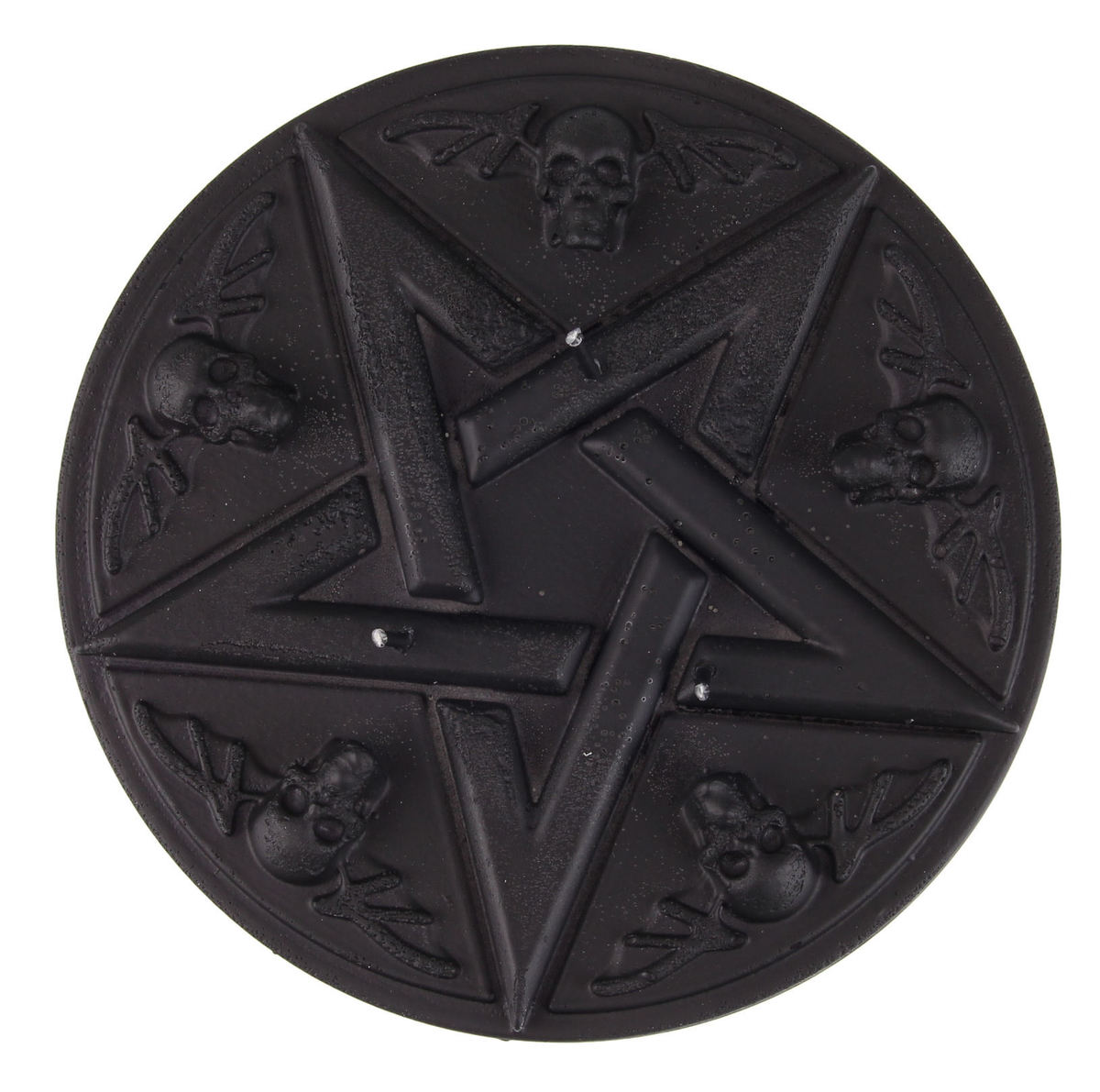 svíčka Pentagram - Black Matt - YO015