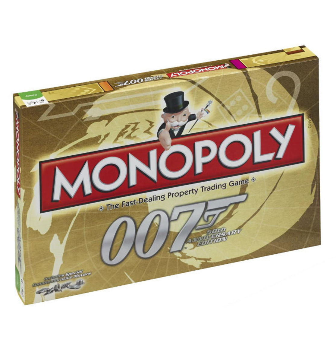 hra 007 James Bond - Monopoly - WM-MONO-007