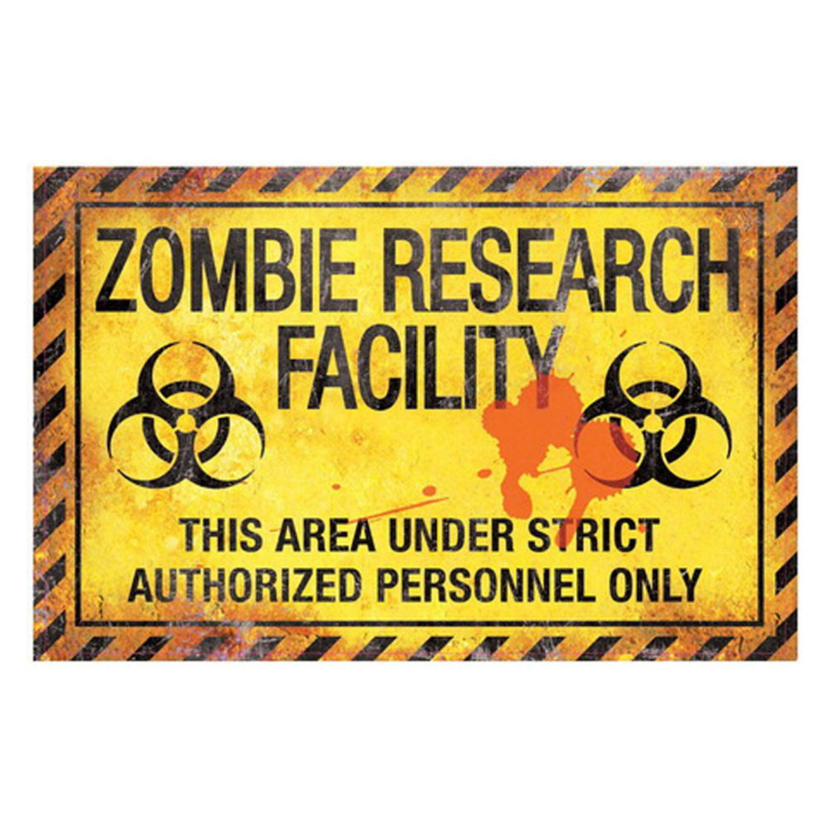 cedule Zombie Research Facility - D2677G6