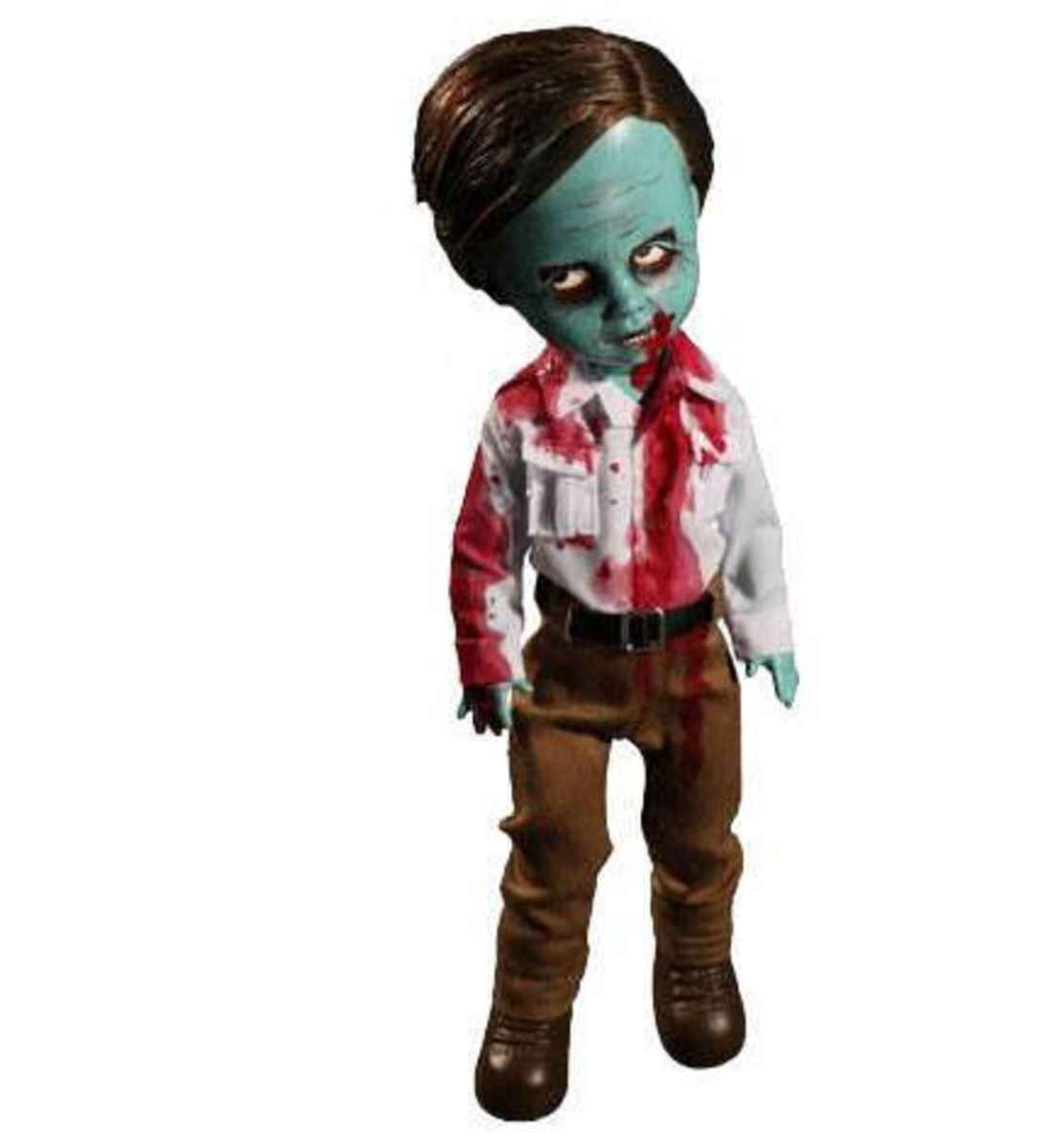 panenka Dawn Of The Dead - Plaid shirt zombie - Living Dead Dolls - 95077