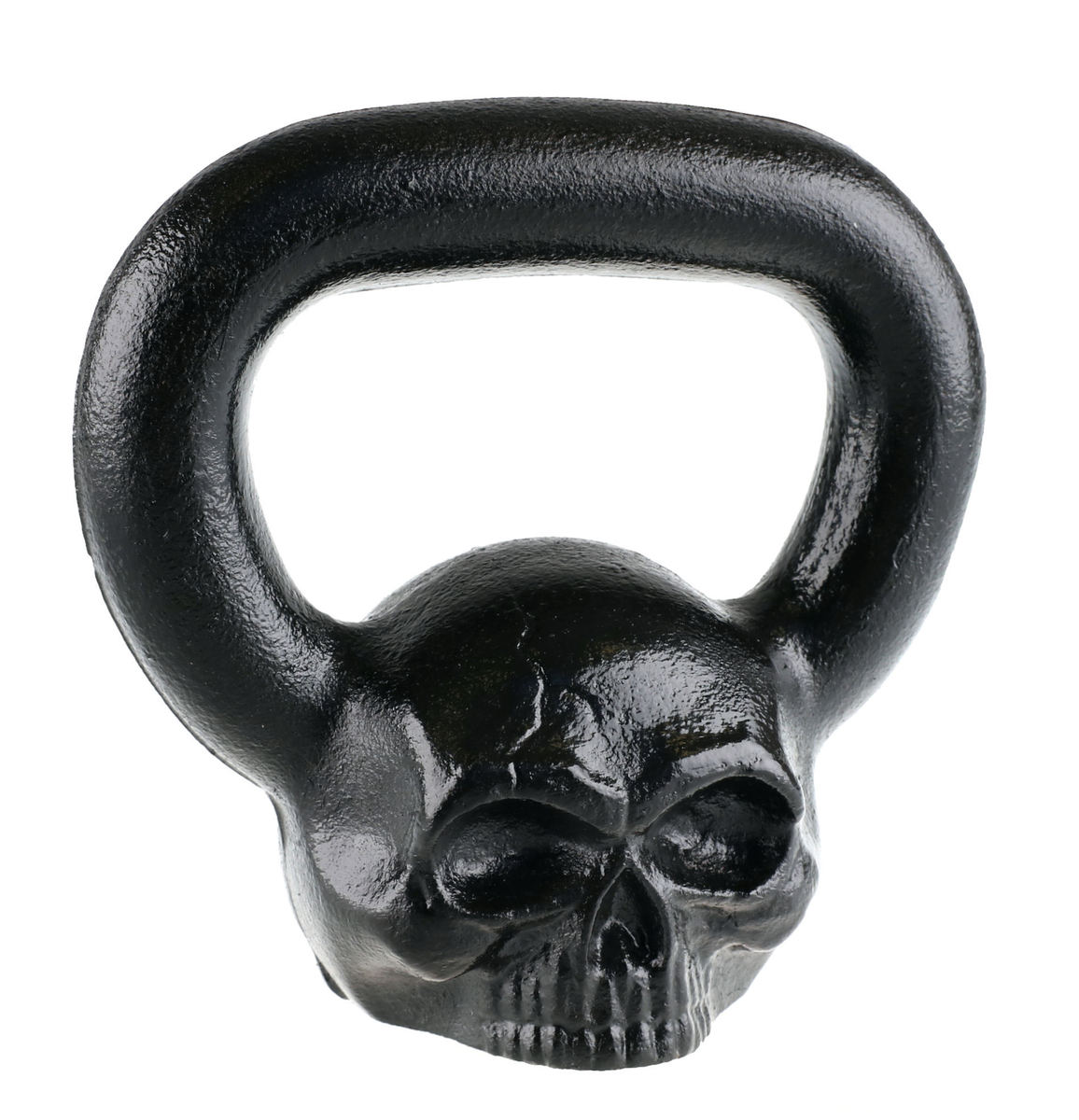 kettlebell Black Skull - MS047