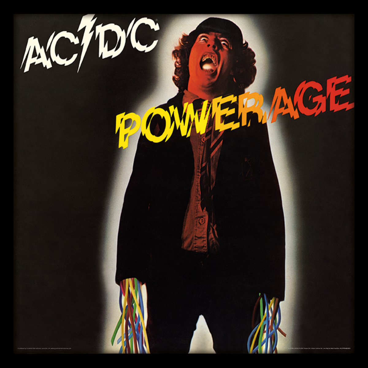 obraz ACDC - (Powerage) - PYRAMID POSTERS - ACPPR48065