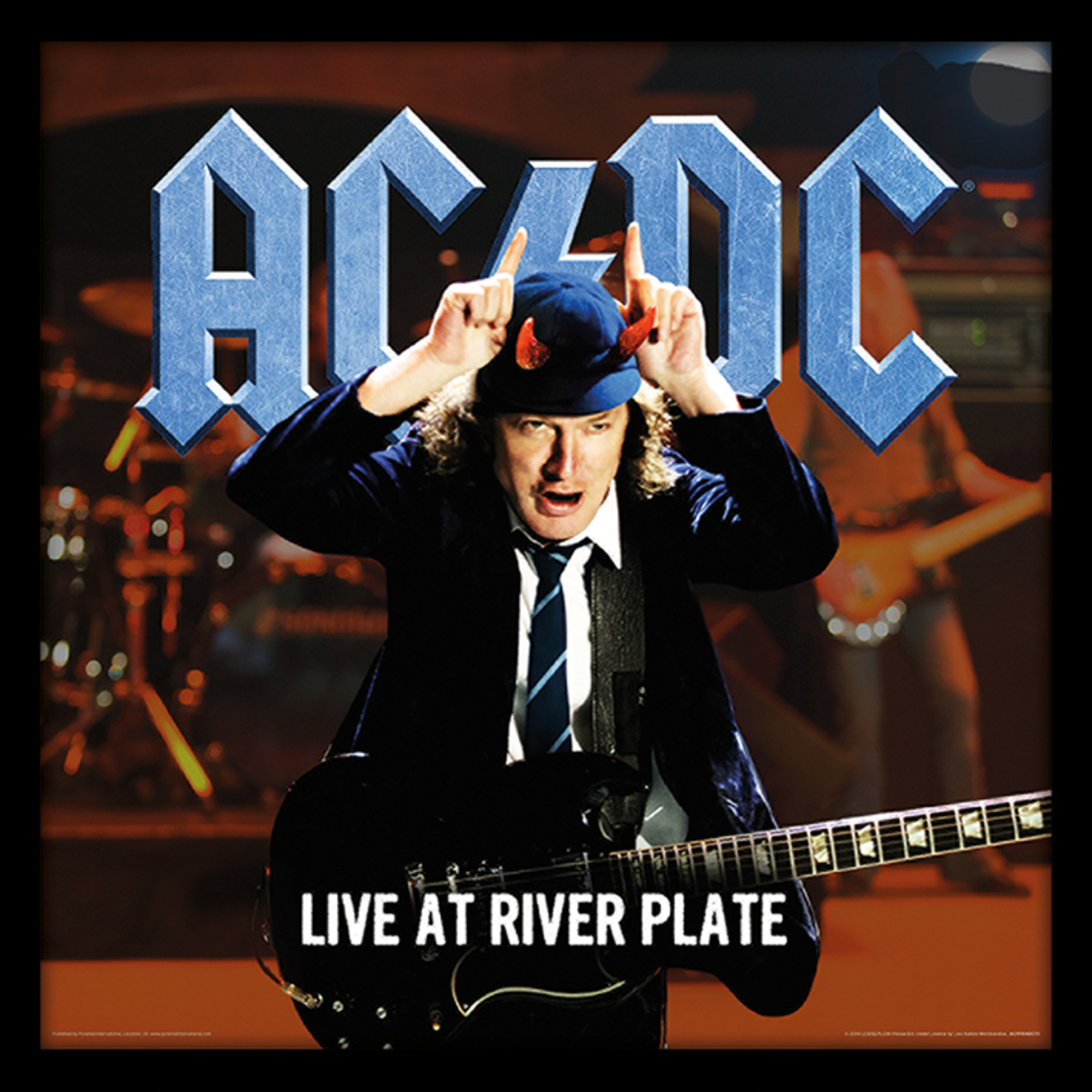obraz ACDC - (Live At River Plate) - PYRAMID POSTERS - ACPPR48070