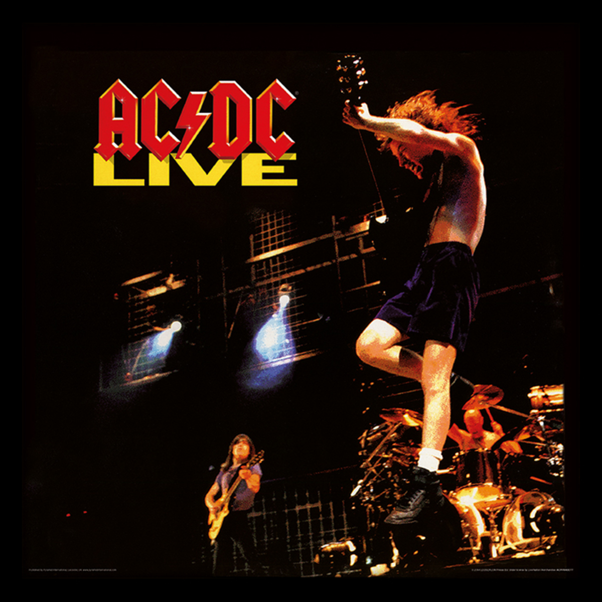obraz ACDC - (Live) - PYRAMID POSTERS - ACPPR48077