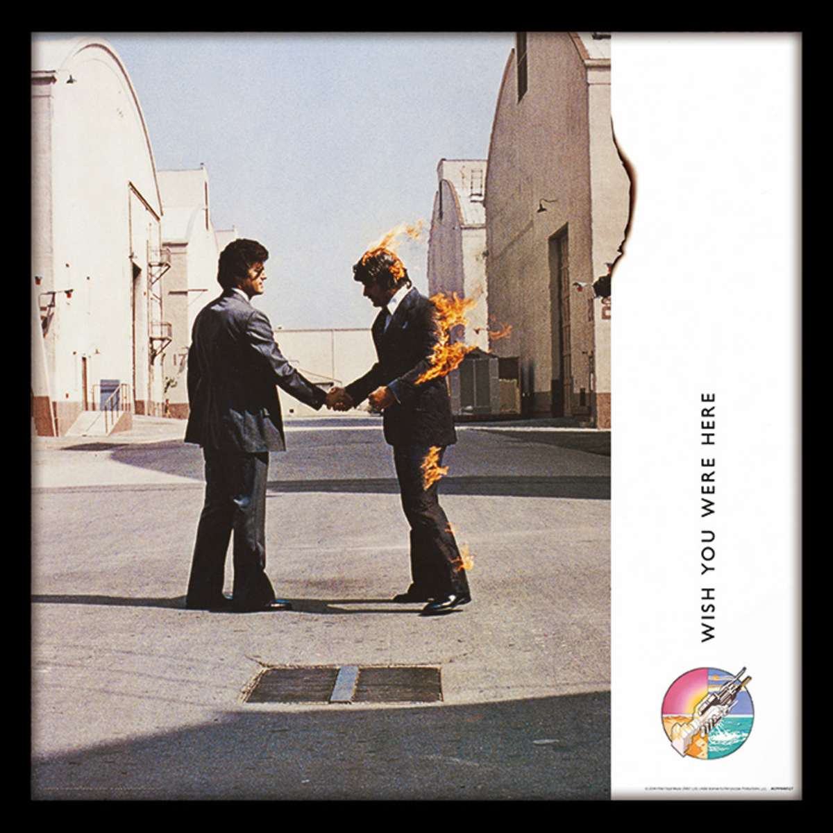 obraz Pink Floyd - (Wish You Were Here) - PYRAMID POSTERS - ACPPR48127