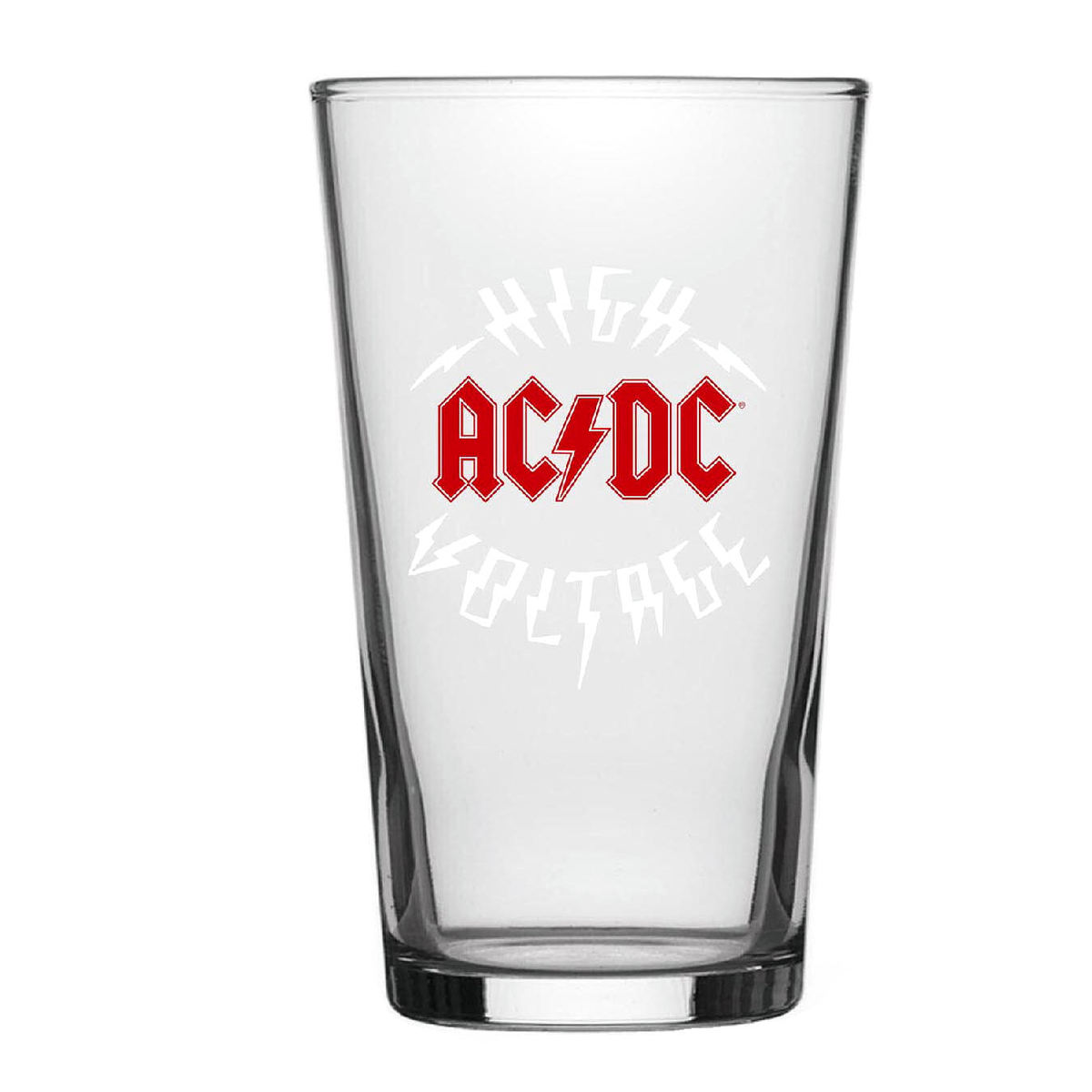 sklenice ACDC - High Voltage - RAZAMATAZ - BG033