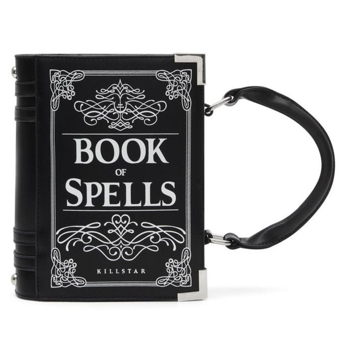 kabelka (taška) KILLSTAR - Book of Spells - Black - K-BAG-F-2601