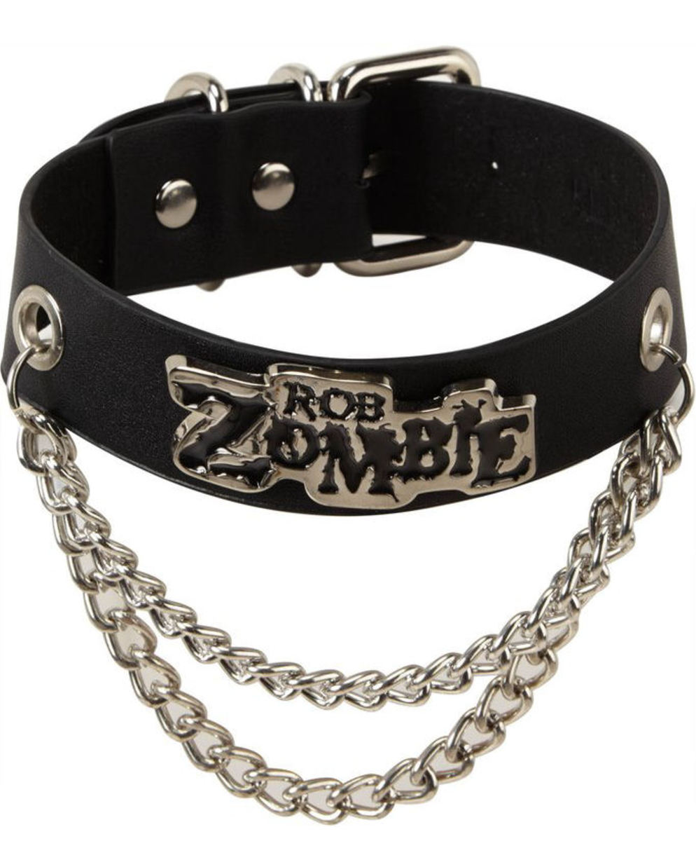obojek KILLSTAR - ROB ZOMBIE - Call Of The Zombie - BLACK - KSRA000737