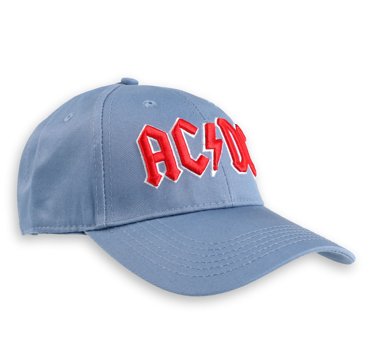 kšiltovka ACDC - Red Logo - ROCK OFF - ACDCCAP02D