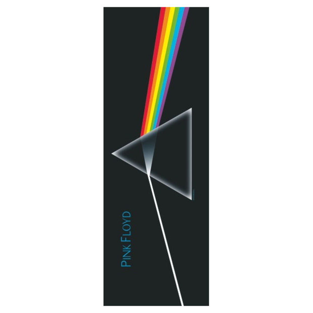 vlajka Pink Floyd - Dark Side of the moon - DF012