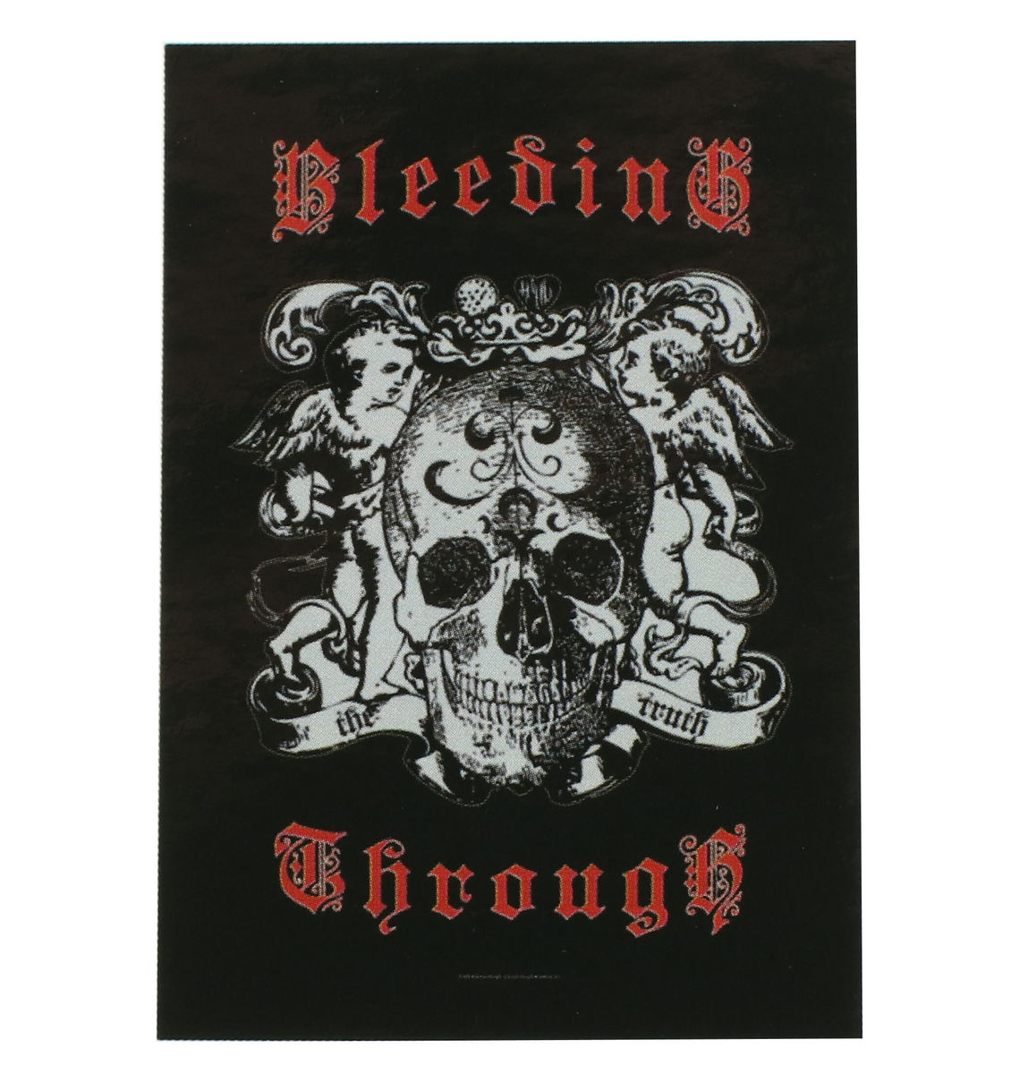 vlajka Bleeding Through - Truth - HFL0760