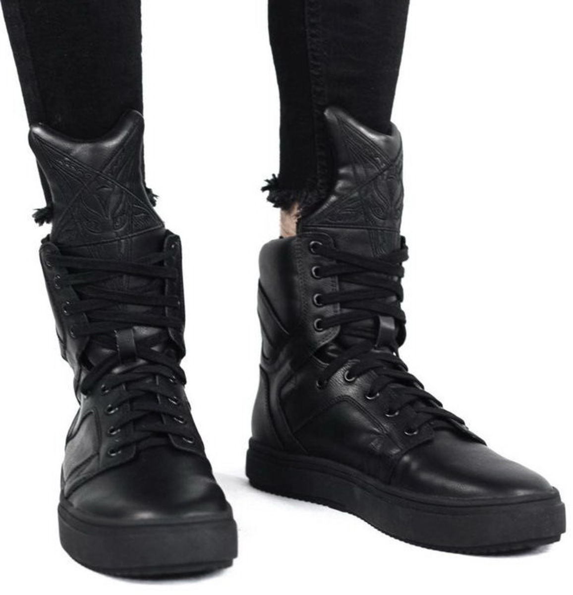 tenisky vysoké unisex - Killin' It High Tops - KILLSTAR - KSRA000014