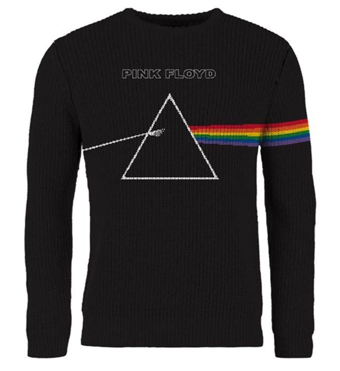 svetr pánský PINK FLOYD - DARK SIDE OF THE MOON - PLASTIC HEAD - KU005KJ