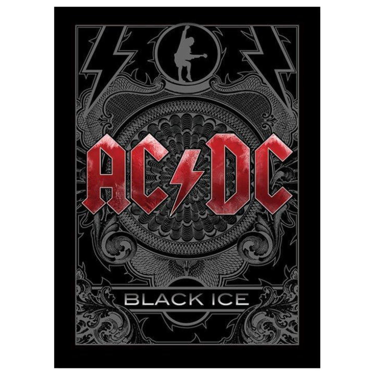 obraz ACDC - Black Ice - PYRAMID POSTERS - FP10319P