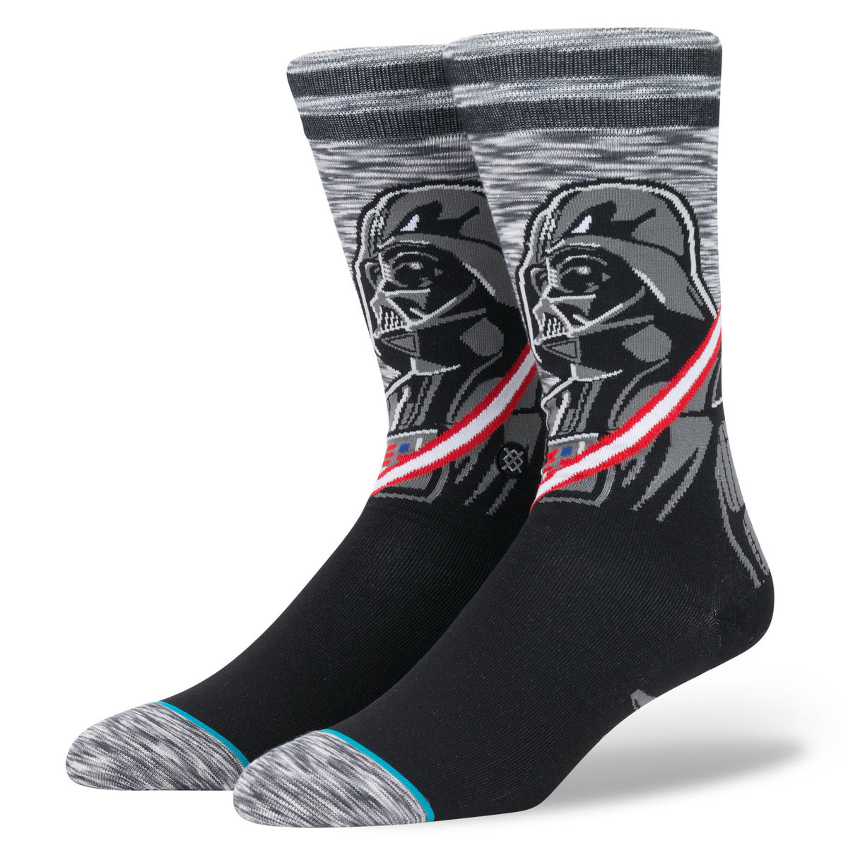 ponožky STAR WARS - DARKSIDE GREY - STANCE - M545D17DAR-GRY