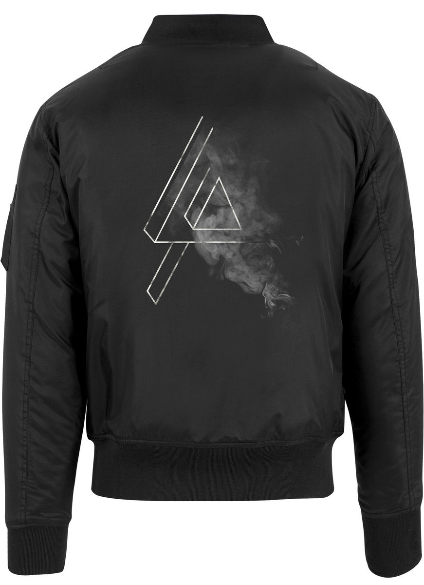 bunda zimní Linkin Park - Bomber - NNM - MC334_black