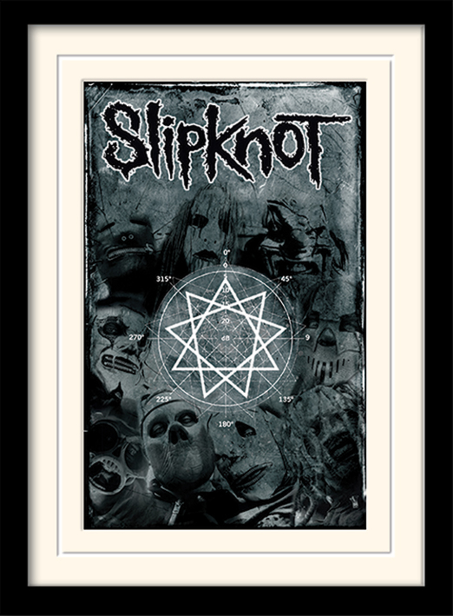 obraz Slipknot - (Pentagram) - PYRAMID POSTERS - MP10925P